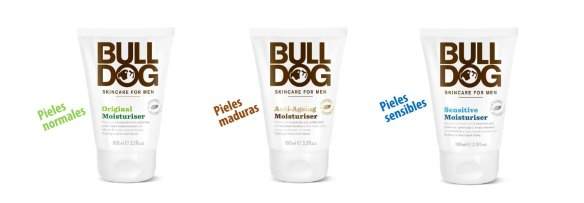 Bulldog hidratantes