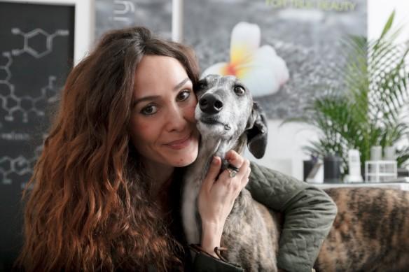 Elena Alarcón, creadora de Ami Iyök