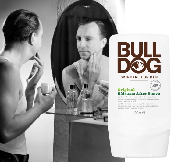 aftershave bulldog