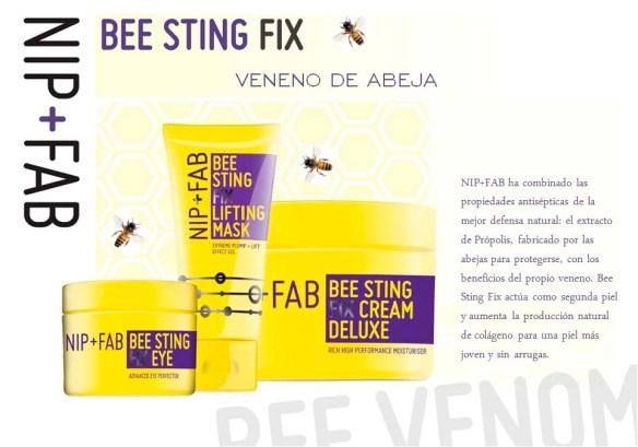 NIP+FAB BEE STING